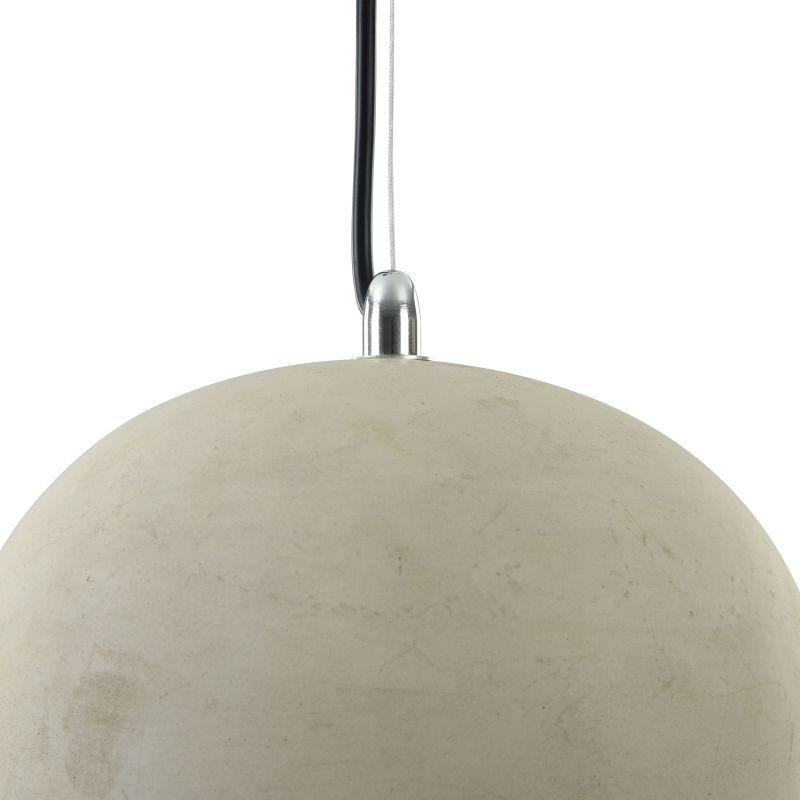 Maytoni-T451-PL-01-GR - Broni - Grey Concrete Single Pendant