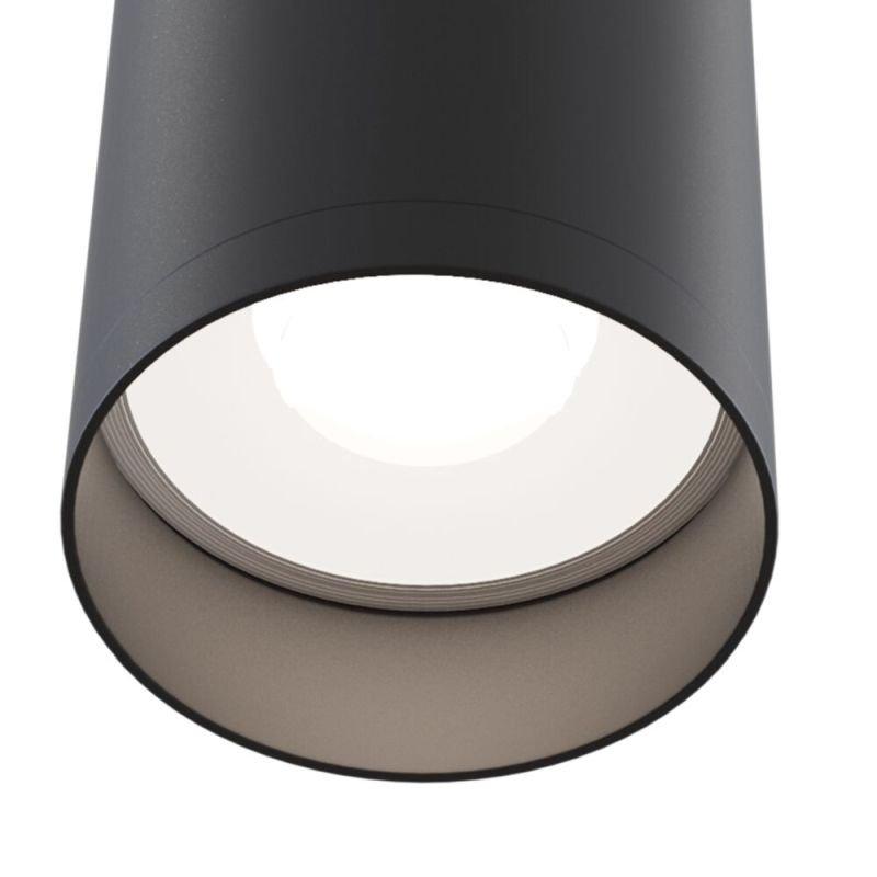 Maytoni-C010CL-01B - Focus - Surface-Mounted Black Spotlight