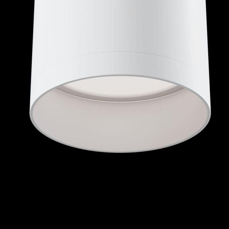 Maytoni-C010CL-01W - Focus - Surface-Mounted White Spotlight