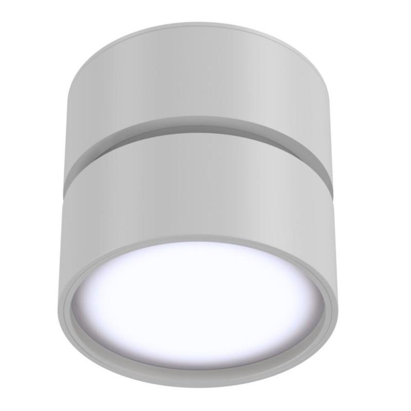 Maytoni-C024CL-L12W4K - Onda - Natural White LED Adjustable White Spotlight