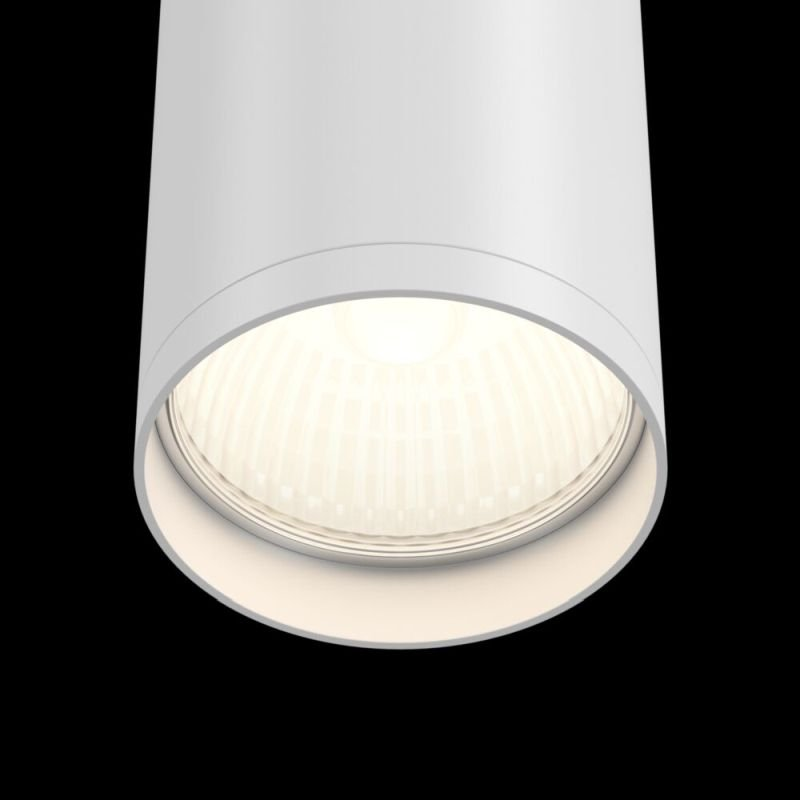 Maytoni-C052CL-01W - Focus S - Surface-Mounted White Spotlight