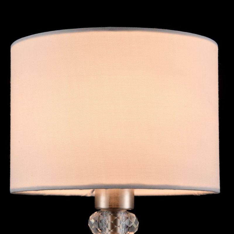 Maytoni-MOD527WL-01N - Lincoln - White & Nickel Wall Lamp