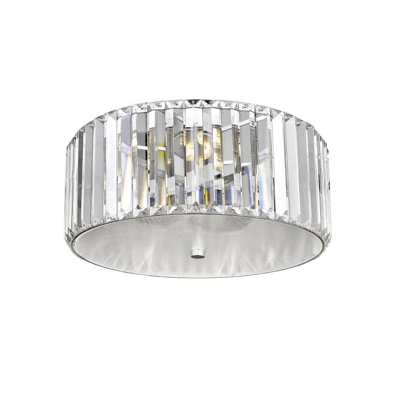 C0465-05A-B5AC - Hollywood 1 - LED Crystal with Opal Glass 5 Light Ceiling Light