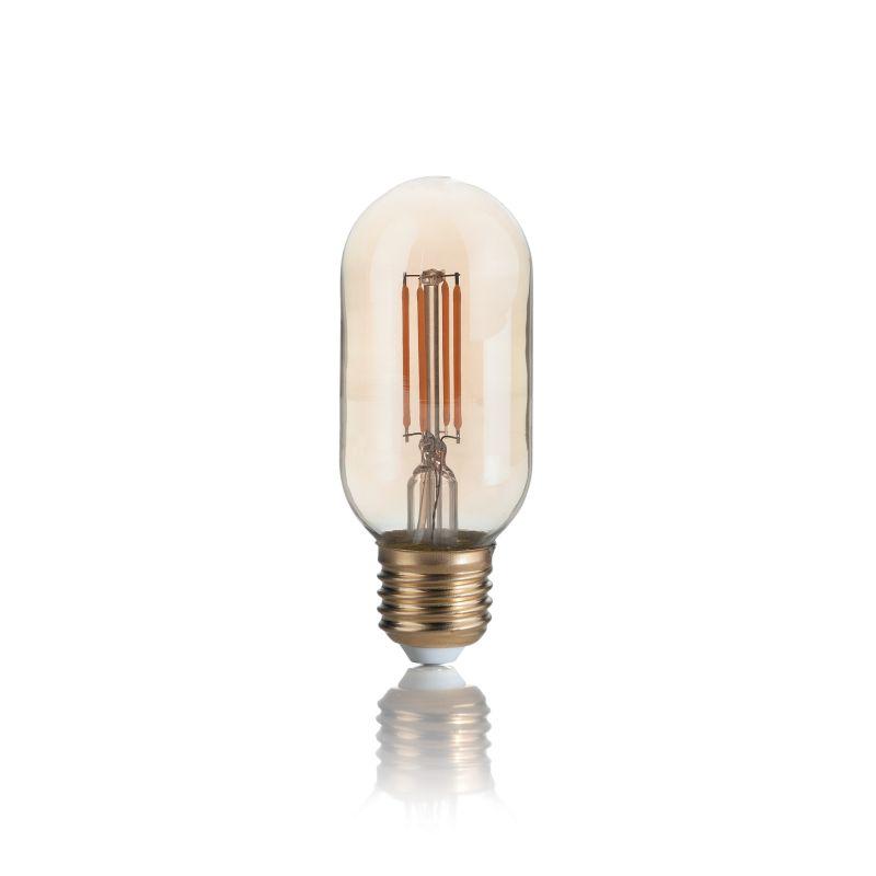 IdealLux-151700 - Ideal Lux - E27 Vintage Amber Bomb Shape Bulb