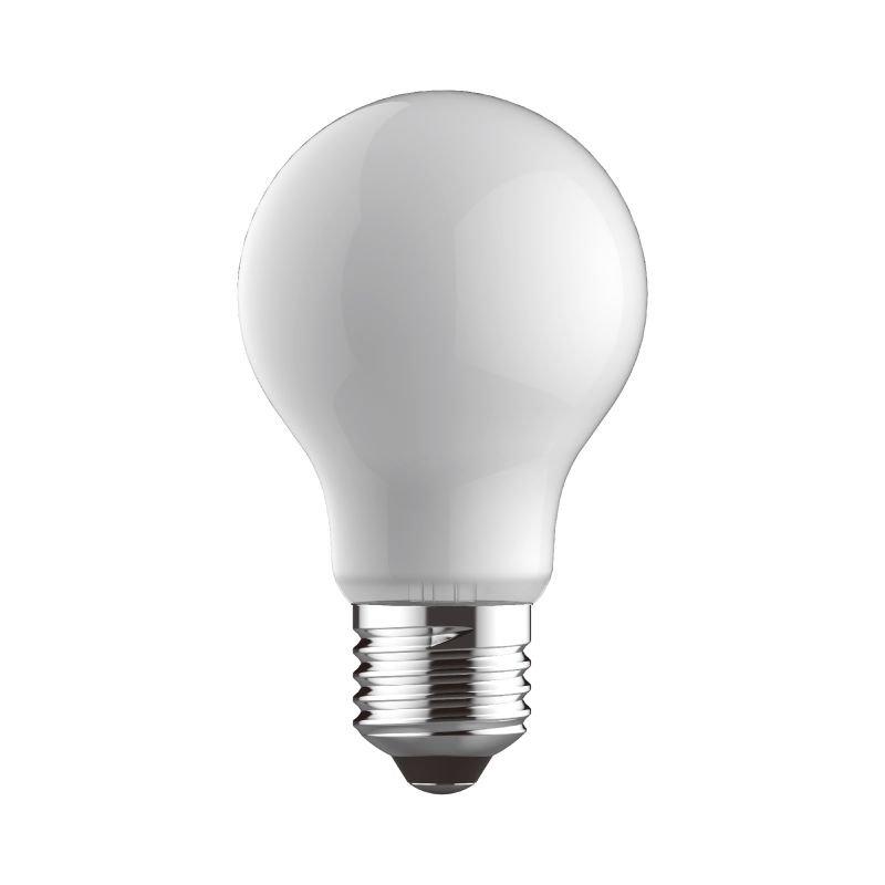 Luxram-1416121 - Luxram - E27 Dimmable White Classic Bulb 8W