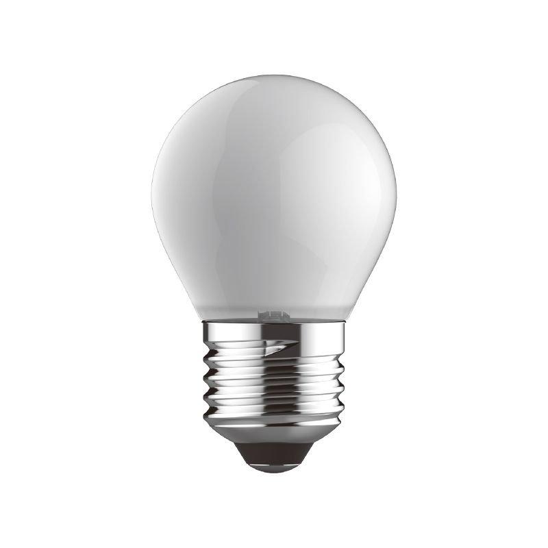 Luxram-1416431 - Luxram - E27 Dimmable White Golf Ball Bulb 4W